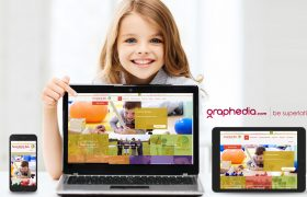 Sensational Kids Website Development