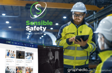 Sensible Safety Ecommerce Website Design & Development