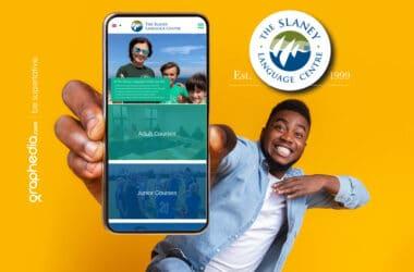 Slaney Language Centre Website Design