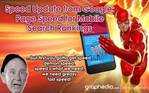 Speed Update from Google: Page Speed for Mobile Search Rankings