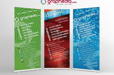 Graphedia Display Stands