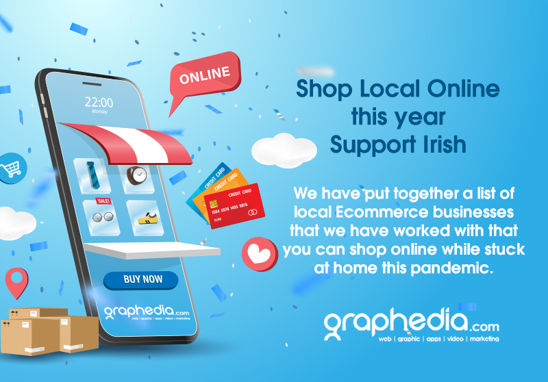 Shop Local Online this year – Shop & Support Irish
