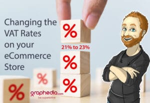 VAT Increase Woo Commerce Websites