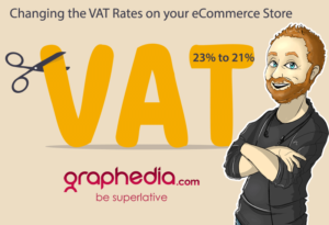 Vat Rate Recution 23% to 21% Wordpress