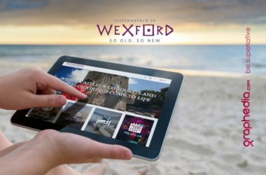 Visit Wexford Website Design