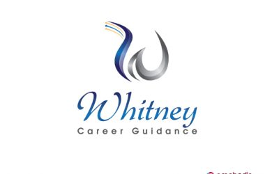 Whitney Career Guidance Logo Design