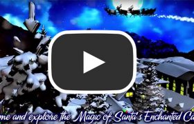 Santas Enchanted Castle Animation