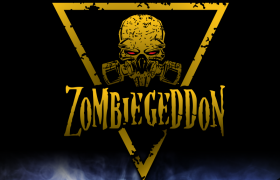 Zombiegeddon Logo Design